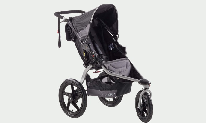 BOB Revolution SE Single Jogging Stroller