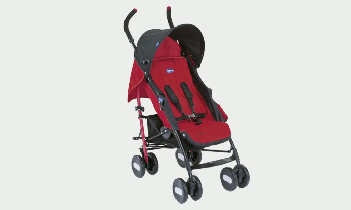 Chicco Echo Umbrella Stroller for Tall Parents