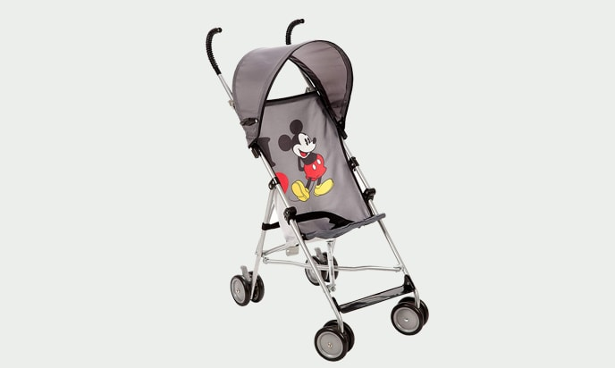 This photo is a Disney Umbrella Stroller with Canopy