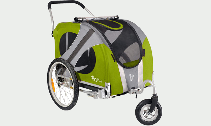 Doggy Ride Novel Strollers