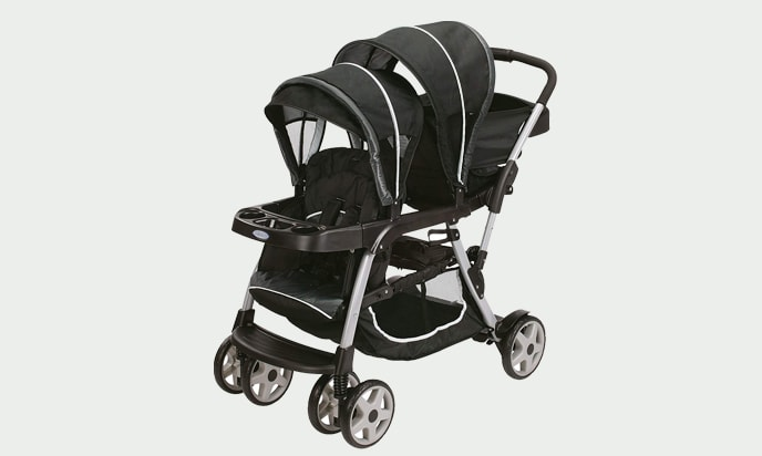 Graco Ready 2 Grow Double Stroller