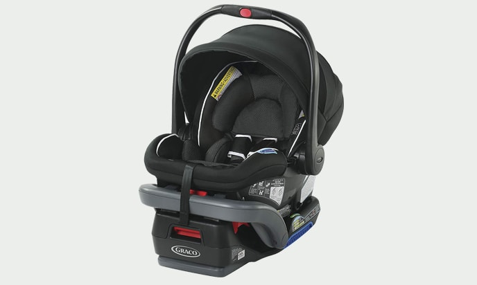 Graco Snugride 35 LX Infant Car Seat