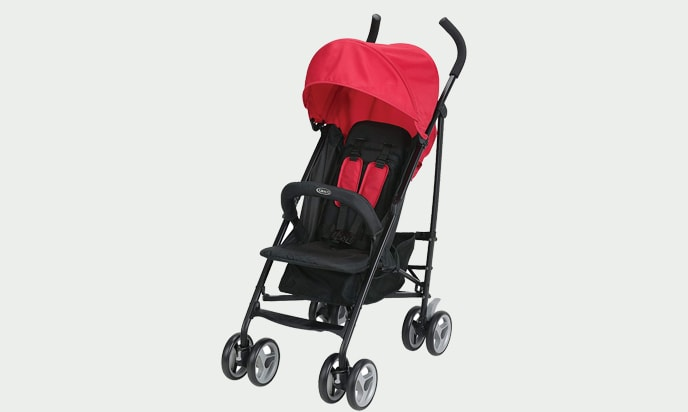 an photo Graco Travelite Umbrella Stroller