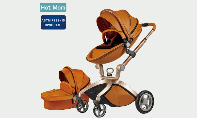 Picture Are About Hot Mom 3-in-1 Travel Stroller