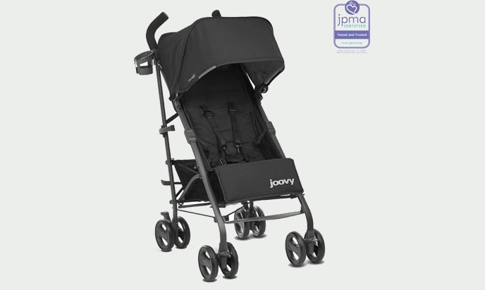 a photo Joovy New Groove Ultralight Umbrella Stroller