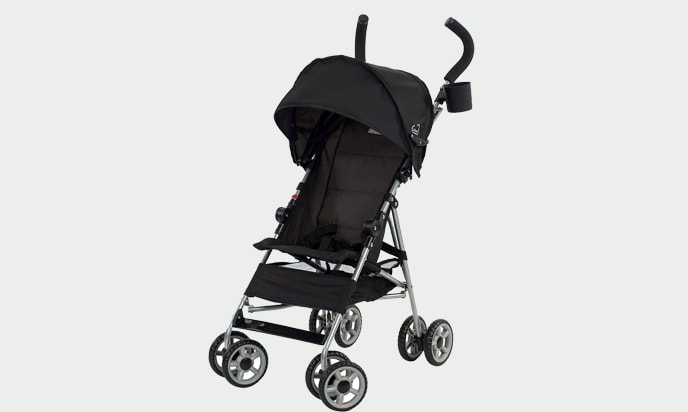 this image is Kolcraft Cloud Lightweight Umbrella Stroller
