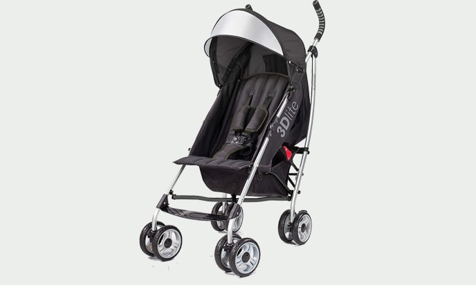 this photo is Summer Infant 3D Lite Convenience Stroller
