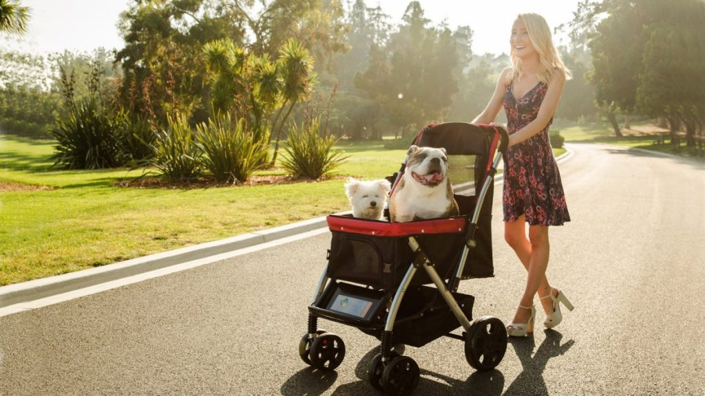 best large dog strollers