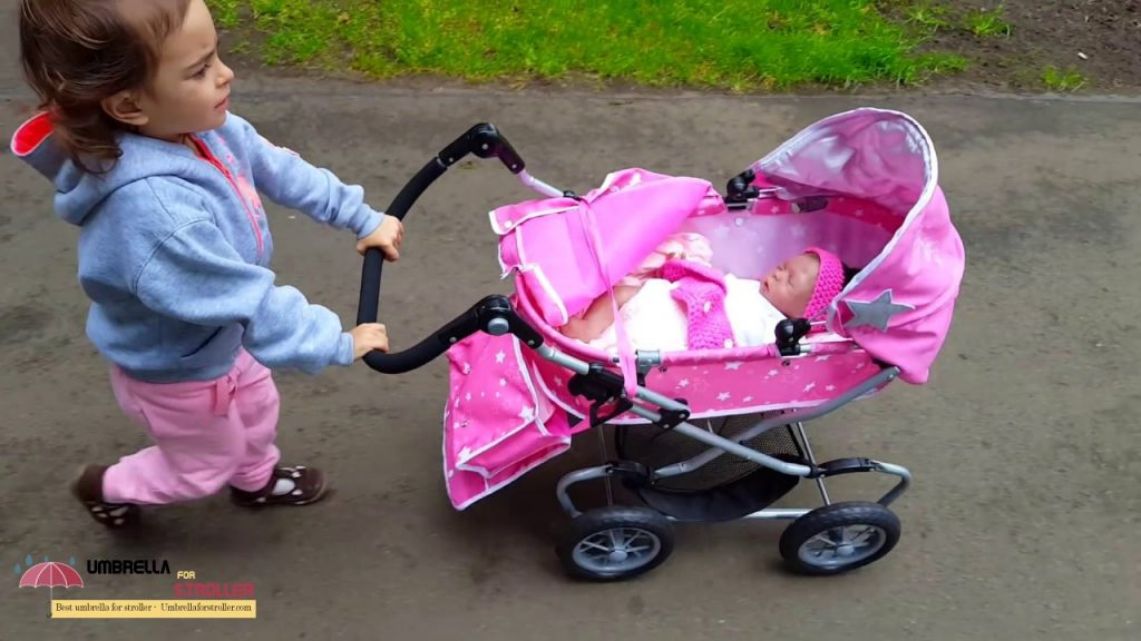 pink strollers for baby