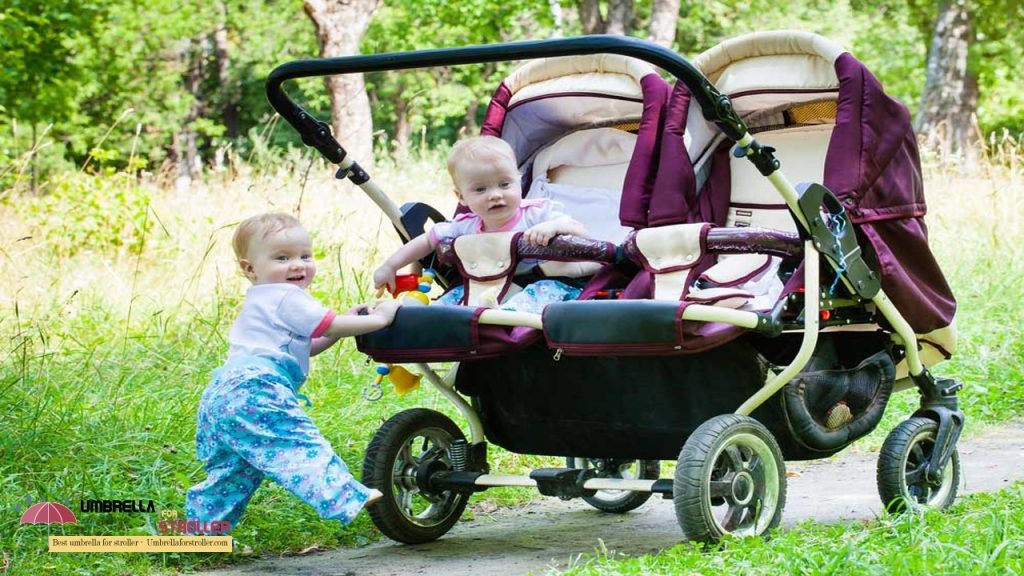 umbrella stroller for twins