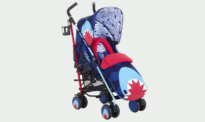 This is a stroller of Cosatto Supa Stroller