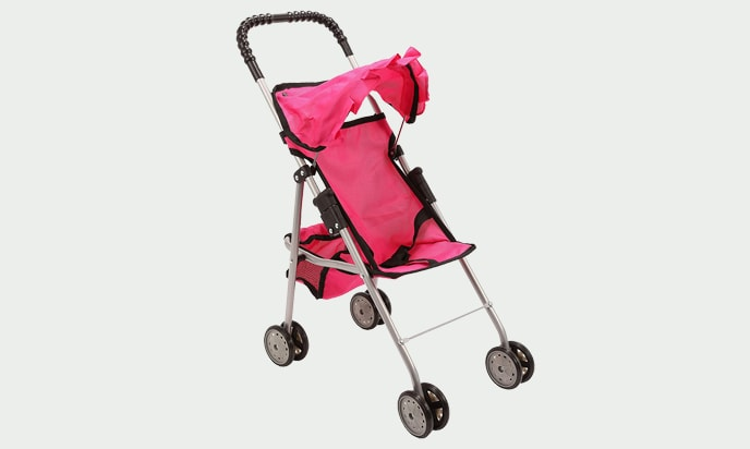 Mommy & Me 9318 My First Doll Stroller