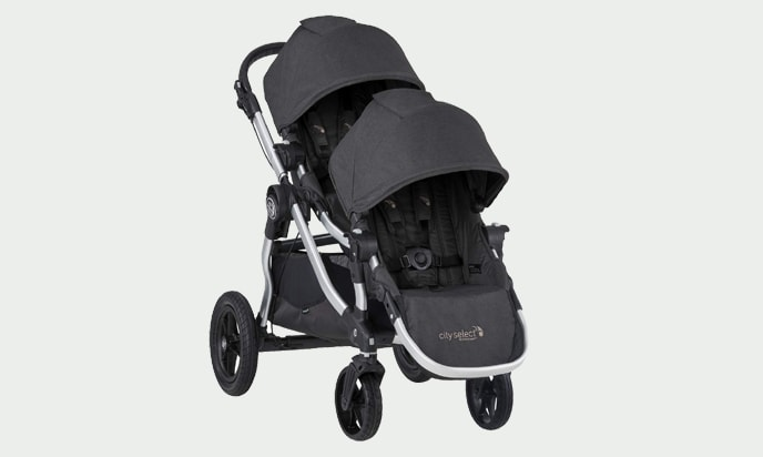 City Select Double Stroller(Baby Jogger)