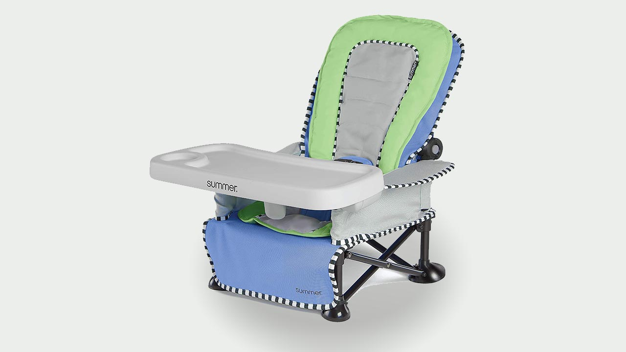 Summer Pop 'n Sit SE Recline Lounger baby trolley walker